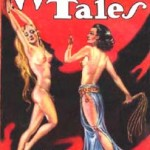 Just because there's a whip involved…: vintage pulp covers
