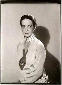 Marjorie Worthington, by Man Ray, c.1930