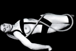 Man Ray, Woman in Bondage, c1930