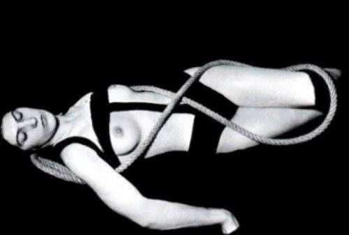 High heel for man bondage
