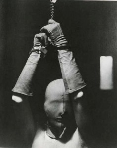Man Ray, Woman in Mask, 1928