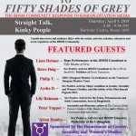 Kink Talks Back to Fifty Shades of Grey: April 9th, 2015. Vancouver BC