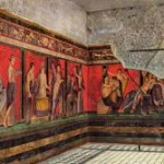 The Villa of the Mysteries in Pompeii