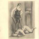 Dresseuses d'hommes, Florence Fulbert: vintage femdom