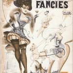 Vintage fetish magazine Fads and Fancies