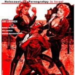 Nazi porn in Israeli stalag novels and mens adventure magazines
