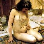 Victorian slave market paintings