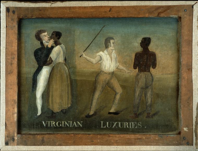 Virginian Luxuries c1815